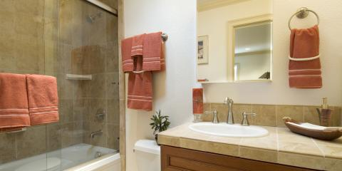 Leak Alert: The Top 4 Shower Door Problems, Pine Grove, California