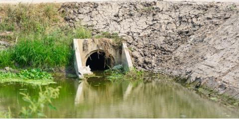 Pervious Concrete & Other Ways Cities Contain Stormwater Runoff, Cincinnati, Ohio