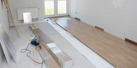 What to Expect During a Flooring Installation Appointment, Waterbury, Connecticut
