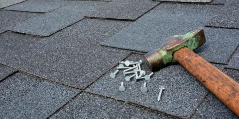5 Mistakes That Result From DIY Shingle Repair, Waterbury, Connecticut