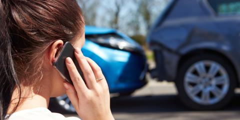 7 Steps to Take Immediately After a Car Accident, Waterbury, Connecticut