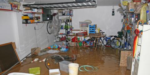 The Dos & Don'ts of Dealing With Water Damage, Lexington-Fayette, Kentucky