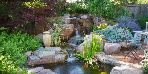 3 Ways a Backyard Waterfall Improves Landscape Design, Columbia, Missouri