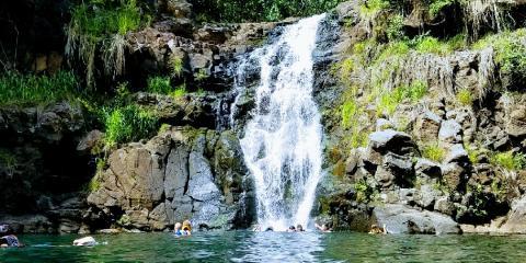 "Experience Hawaiian Culture at Waimea Valley's Summer Concert Series ""Return to the Valley"", Koolauloa, Hawaii"