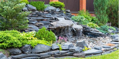 3 Waterfall Designs to Bring Motion to Your Landscaping, East Bloomfield, New York
