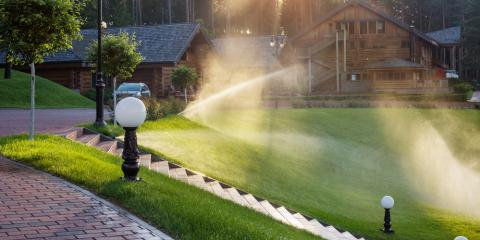 Maxum Irrigation Reveals 6 Signs Your Lawn Is Overwatered, Waterford, Connecticut