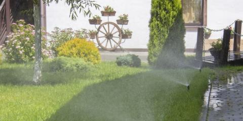 3 Reasons to Install Irrigation Systems in the Fall, Waterford, Connecticut