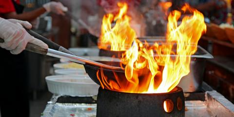3 Common Fire Hazards in Restaurants, Waterloo, Illinois