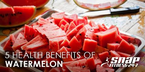 Watermelon Benefits, La Crosse, Wisconsin