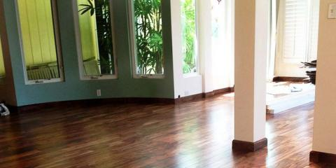 3 Advantages of Installing Waterproof Flooring in Your Home, Honolulu, Hawaii