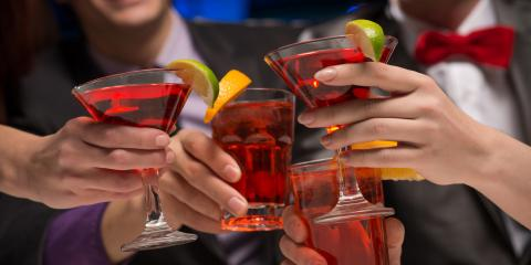 Celebrate Happy Hour at Waterside Restaurant, North Bergen, New Jersey