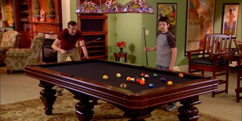 Enhance Your Family Home Entertainment With a Pool Table, Portage, Michigan