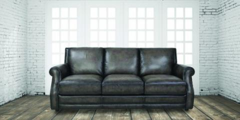 Experience the Beauty & Quality of Top Grain Leather Furniture, Troy, Ohio