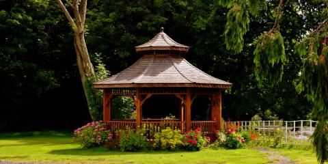 Leading Patio Furniture Supplier Shares 3 Benefits of Their New Gazebos, German, Ohio