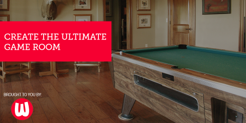 Create The Ultimate Game Room With Pool Tables U0026amp; Billiards From  Watsonu0027s, Richmond,