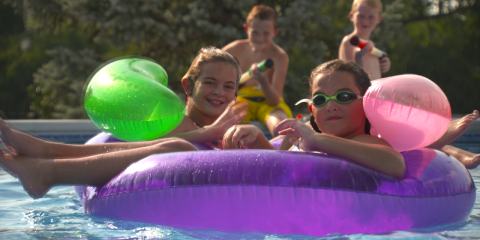 5 Home Entertainment Tips for Planning an Unforgettable Kid's Pool Party, Portage, Michigan