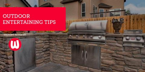 Outdoor Entertaining Tips From The Patio Furniture Professionals At Watson 039 S Louisville