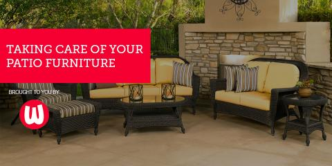 Watsonu0027s Top Tips To Care For Your Patio Furniture April 10, 2016