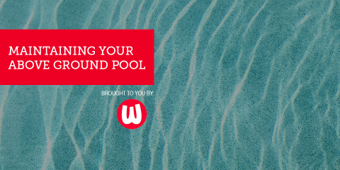 3 Easy Ways To Maintain Your Above Ground Pool From The