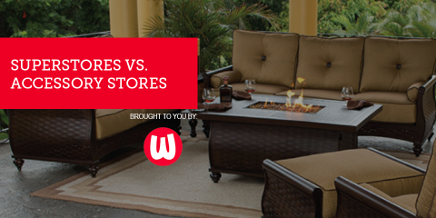 From Patio Furniture To Pool Supplies, Watsonu0027s Superstore U0026amp; Accessory  Outlet Will Have You