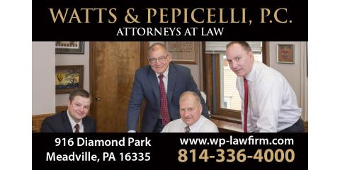 5 Times to Hire a Personal Injury Attorney, Kerrtown, Pennsylvania