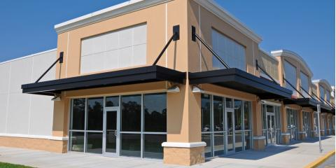 Improve Your Storefront With New Commercial Glass Window Replacement, Waukesha, Wisconsin