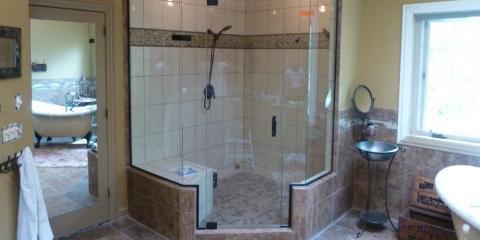 BGS Glass Service Explains 5 Benefits of Frameless Shower Doors, Waukesha, Wisconsin