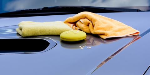 The Top 4 Benefits of Car Wax, Danbury, Connecticut