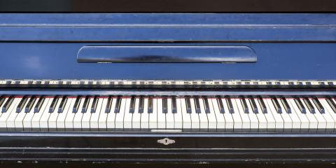 Moving Out? 3 Key Reasons to Leave Your Piano to Professionals, Cincinnati, Ohio