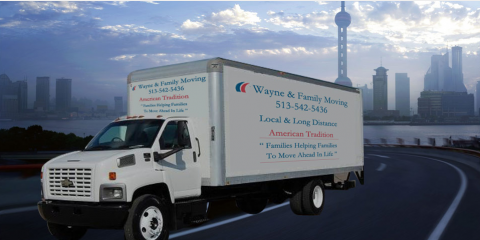 Move Anything to Your New Place With Help From The Only Hoisting Movers in Greater Cincinnati, Cincinnati, Ohio
