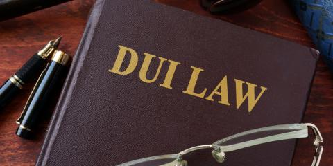 Top 3 Reasons to Have a Criminal Law Attorney Represent Your DUI Case, Waynesboro, Virginia