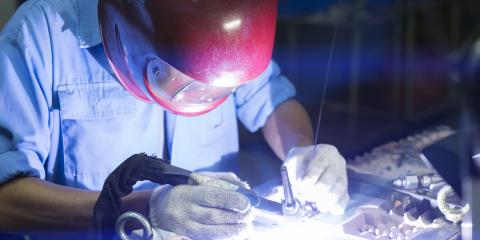 What Types of Gases Are Used in TIG Welding?, Waynesboro, Virginia
