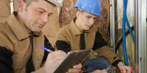 Why You Need an Electrical Contractor for Wiring Work, Fishersville, Virginia