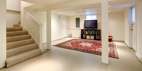 Top 3 Flooring Options for a Finished Basement, Waynesboro, Virginia