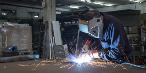 How Arc Welding Machines Work, Waynesboro, Virginia