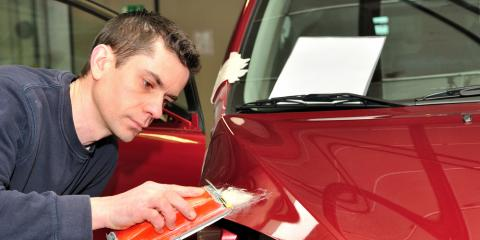 Car Dent Repair FAQ, Waynesboro, Virginia