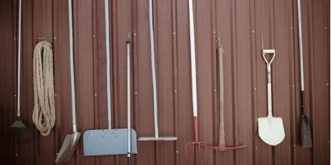 5 Ways to Organize Your Tool Shed, Slocomb, Alabama