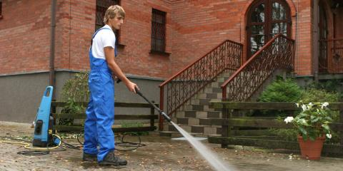 3 Ways Businesses Benefit from Power Washing Services, Orono, Minnesota