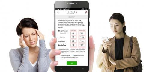 World HELO Announces New Wearable Technology App, Maplewood, Minnesota