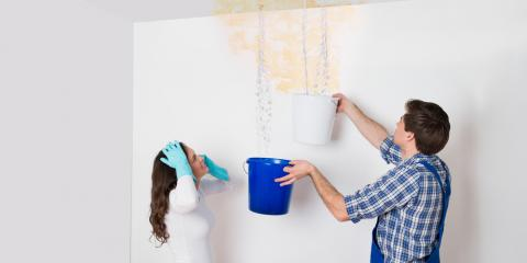 3 Things You Need to Do Right Away If Your Roof Is Leaking, Loveland, Ohio