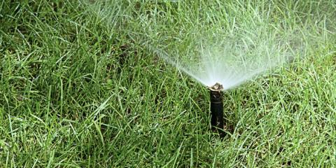 When Is the Best Time to Install Water Sprinkler Systems?, Chalco, Nebraska