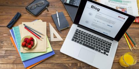 3 Steps to Help You Start Your Own Blog With a Web Hosting Service, Lincoln, Nebraska