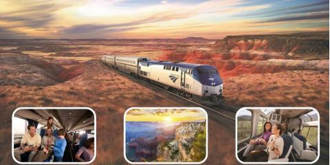 Professional Travel Webinar: Life Onboard Amtrak, Mountain Home, Arkansas