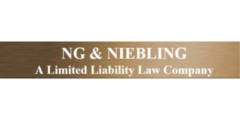 Ng & Niebling LLLC, Estate Planning, Services, Honolulu, Hawaii