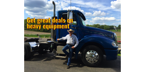 Heavy Equipment for Sale: 3Pack Deal Truck, Trailer & Dozer, Viroqua, Wisconsin