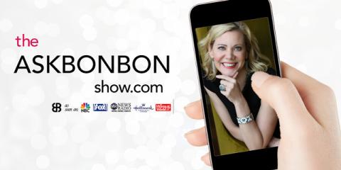 Bonnie Ann Bruderer: ASKBONBON TV with Dan Colgan, Manhattan, New York