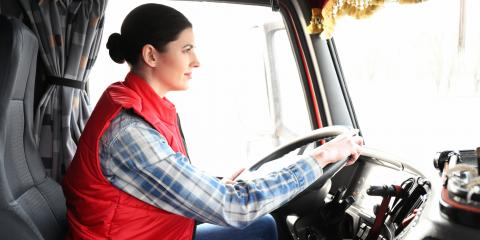 Why Should Women Pursue a Career as a Professional Truck Driver?, Sharon, Ohio
