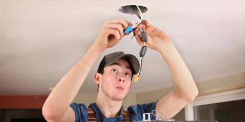 The Top 5 Signs Your House Needs Rewiring, Webster, New York