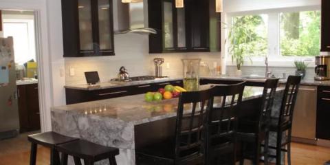 Top 3 Granite Countertop Benefits To Consider   Rocky ...