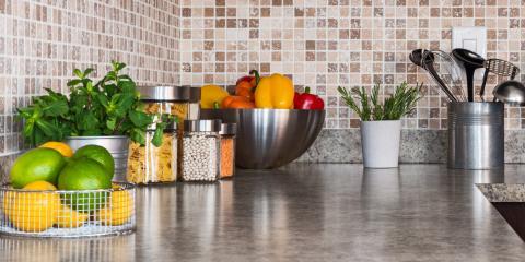 3 Types of Kitchen Countertops, Jefferson, Missouri
